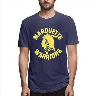 Nagetive Marquette Warriors Men's Tee Fashion T-Shirt