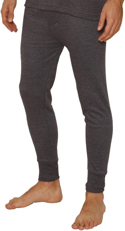 Octave 6 Pack Mens Thermal Underwear Long John/Long Underwear