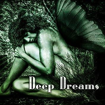 Deep Dreams – Zen Music, Healing Sounds for Sleep, Lullabies, Restful Sleep, Music to Calm Down, Relax, Night Sounds