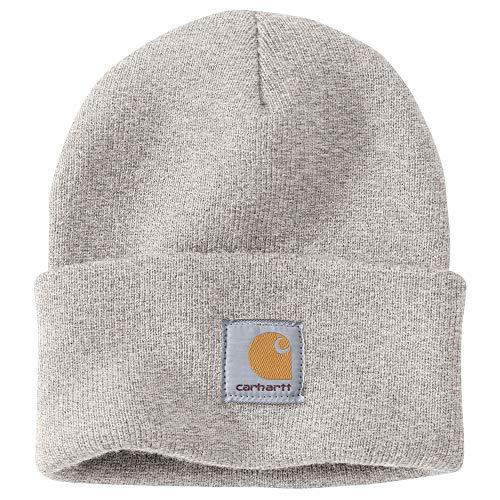Carhartt Unisex-Adult Watch Hat Hat, Alabaster Heather, Einheitsgröße