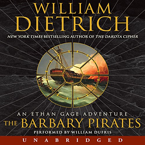 The Barbary Pirates audiobook cover art