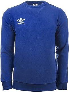 Umbro Men's Fleece Small Logo Sweatshirt Sweatshirt
