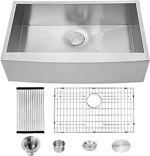 Best kitchen sink deep single bowl Reviews