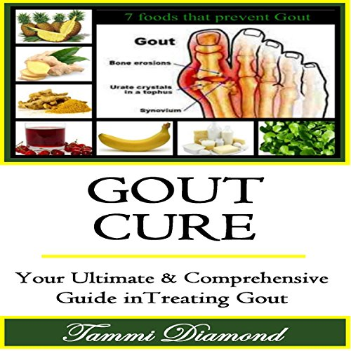 Gout Cure cover art