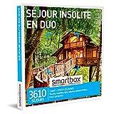 SMARTBOX - Coffret Cadeau Couple : Idée cadeau original pour deux à choisir parmi 3 310 séjours atypiques
