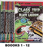 Black Lagoon 12 Book Set ( Black Lagoon vols 1 through 12 )