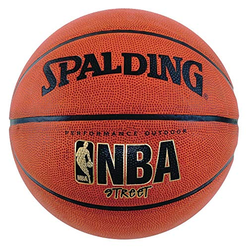 Why Choose Spalding 39.5 Street Basketball