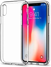 Plus Crystal Clear Ultra Thin Transparent Soft Jelly Flexible Back Cover For Apple iPhone X
