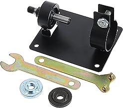 10 mm Taladro eléctrico de corte de pulido de pulido del sostenedor del soporte del asiento Juego de la máquina de perforación del soporte de Rod Bar