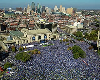 MLB Kansas City Royals World Series Parade Photo