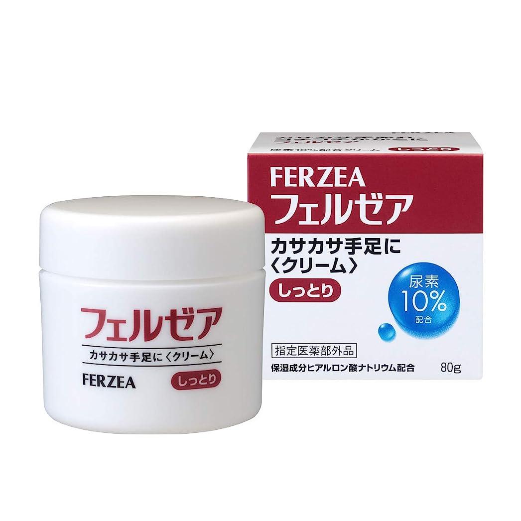 放射性ホールドオールベックス[指定医薬部外品]フェルゼア クリームM 尿素10%配合 80g