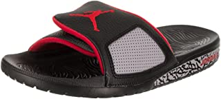 a53346d9230044 Nike 854556-003  Jordan Men s Hydro III Retro Black University Red Sandal (
