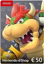 Nintendo eShop Carta regalo 50€ | Nintendo Switch - Codice download