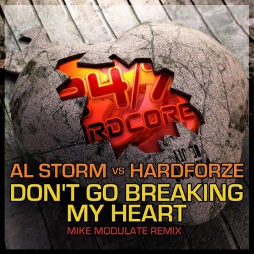Al Storm vs Hardforze