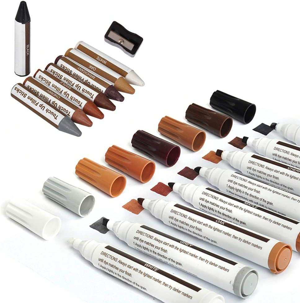 Wood Furniture 35% OFF Sticks and Markers Repair for Wo Used Cheap mail order shopping Kit Any