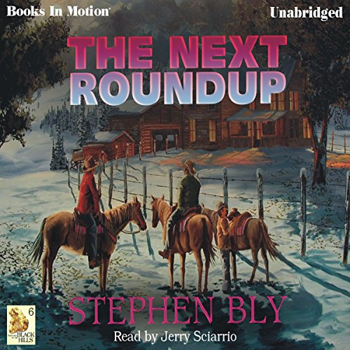 The Next Roundup audiobook cover art
