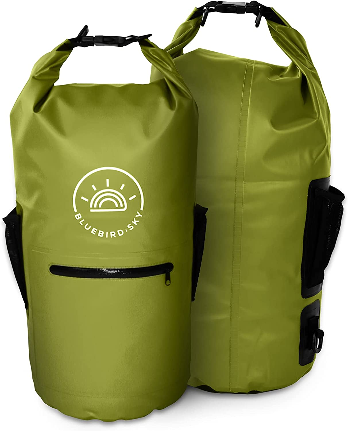 BLUEBIRD Popular products SKY - Waterproof Dry Bag Backpack – Top Roll National uniform free shipping S