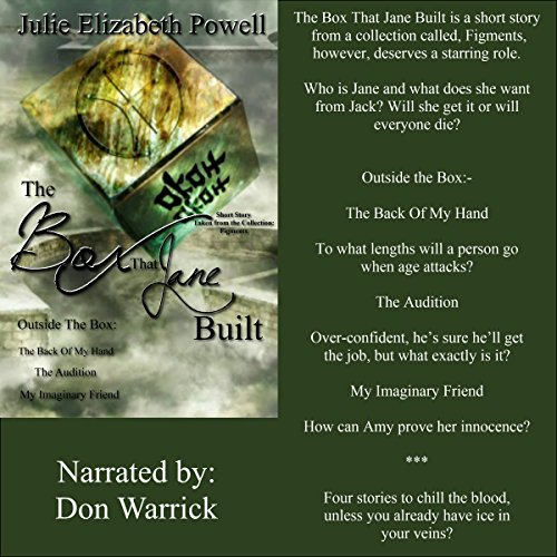 The Box That Jane Built audiobook cover art