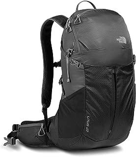 The North Face LITUS 22 Exploration Backpack, Asphalt Grey, TNF Black