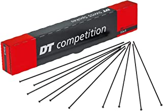 DT Swiss Rayons Champion Straight Pull 2.0 292 mm Noir 72 pièces