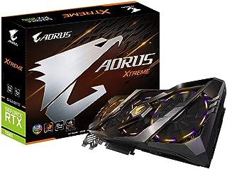 GIGABYTE グラフィックボード NVIDIA Geforce 2080 搭載 ハイエンドAORUSゲーミングモデル 8GB GV-N2080AORUS X-8GC
