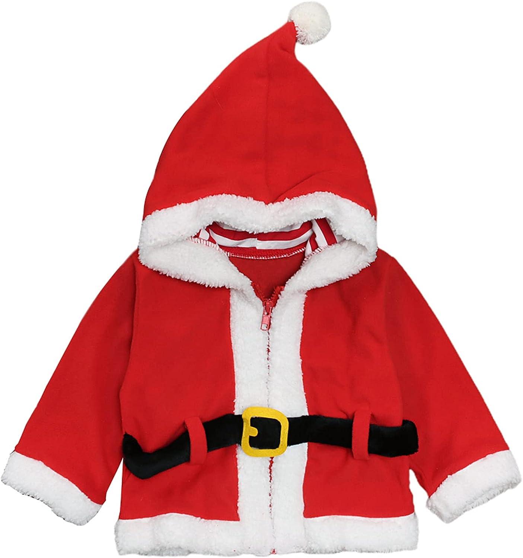 Aopwsrlyi Kids Baby Boys Girls NEW before selling   Fleece Coat ...