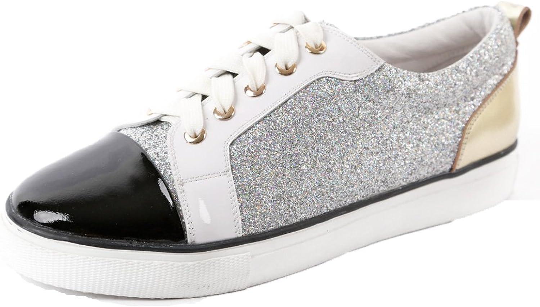 MINIVOG Women's Flat Fashion Sneakers