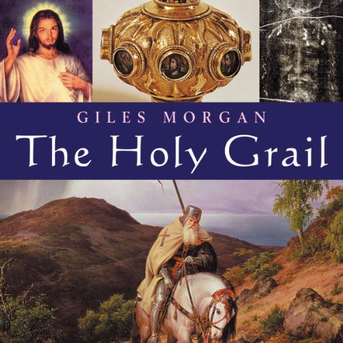 The Holy Grail audiobook cover art