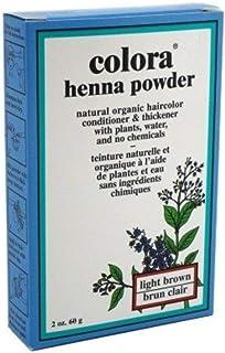 Sponsored Ad - Colora Henna Powder, Light Brown