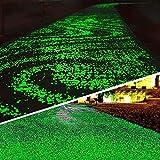10000 PCS resplandor en rocas de jardín oscuro Grava de guisante para jardines y pasillos Bicicletas de bicicleta Decoración al aire libre DIY Decoración luminosa del hotel Estanque Tanque de pescado