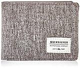 Quiksilver - Cartera de Doble Hoja - Hombre - L - Gris