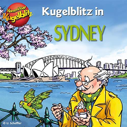 Kugelblitz in Sydney Titelbild