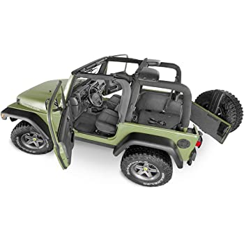 JL 2 Door Front Jeep Bedtred 18