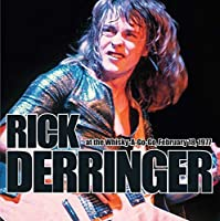 At The Whisky A Go Go by Rick Derringer