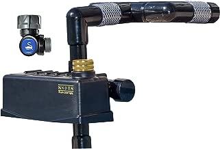 Staypoollizer Premium with Nxgen Flow Control Combo (Black) Automatic Pool Water Leveler