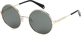 Polaroid PLD 4052/S Polarized Round Sunglasses 55 mm