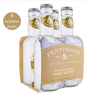 Fentimans Connoisseurs Tonic Water 24 x 200ml