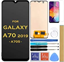 """Screen Replacement LCD Display Touch Digitizer Assembly for Samsung Galaxy A70 2019 A705 SM-A705F A705FN A705W A750MN 6.7"""""""