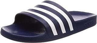 adidas 阿迪达斯中性款成人 Adilette 海滩和泳池鞋