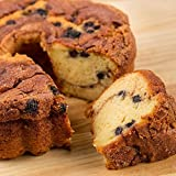 Fresh New England blueberries Pure New England maple syrup are mixed into the traditional rich sour cream coffee cake batter. Walnuts are not added to this popular blueberry coffeecake. Trans Fat Free, No Artificial Preservatives, No Artificial Color...