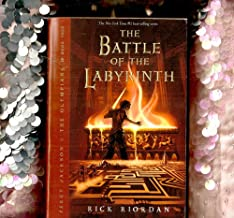 The Battle of the Labyrinth[ THE BATTLE OF THE LABYRINTH ] by Riordan, Rick[ paperback ]