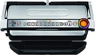 Tefal Optigrill+ XL Grill viande, Cuisson automatique, 9 programmes, Contrôle température, Mode manuel et décongélation, S...