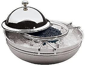 caviar serving dish