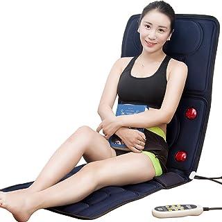 Almohadilla térmica, manta eléctrica para el hogar, cojín de masaje, colchón de masaje plegable multifunción, cojín de masaje corporal para ancianos - dispositivo de protección contra sobrecalentami