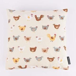 Suchergebnis auf für: kissenhülle hühner 40x40 cm