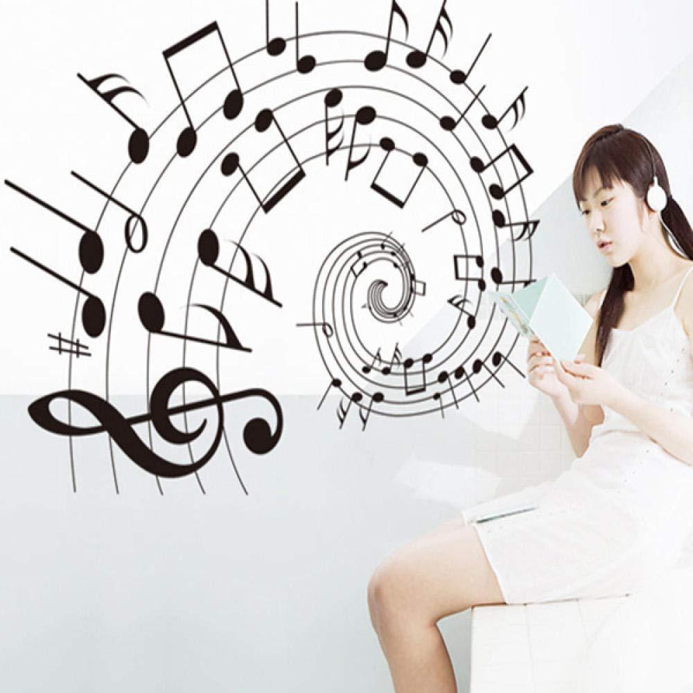 Onlymygod Tabs Musical Vinilo decorativo Aula Música de fondo ...