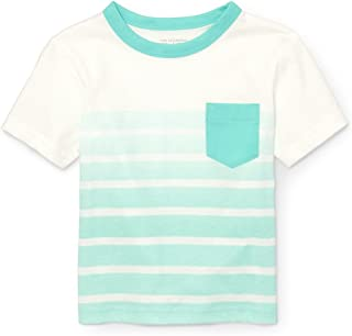 The Children's Place Baby Boy's Short Sleeve Active T-Shirt