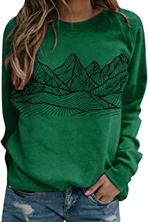 pull femme style montagne