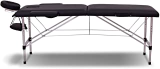 COLIBROX>>>72″L Portable Massage Table Aluminum Facial SPA Bed Tattoo w/Free Carry Case>The portable massage table is a fully featured and economical massage table package. This massage table is ideal