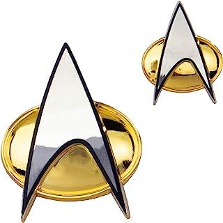 Quantum Mechanix QMx - Star Trek: The Next Generation Badge and Pin Set